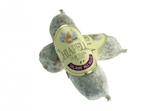 Salame Crudo all Aglio ca. 200 gram